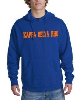 Kappa Delta Rho college Hoodie
