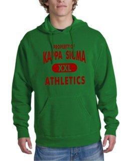 Kappa Sigma prop Hoodie