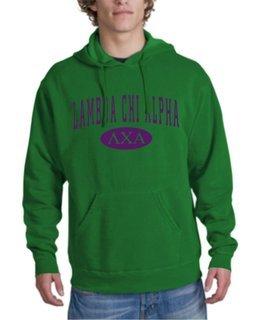 Lambda Chi Alpha arch Hoodie