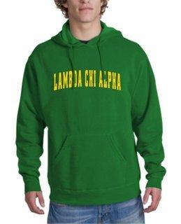 Lambda Chi Alpha letterman Hoodie