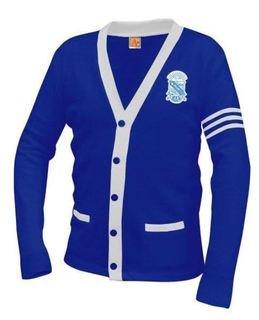 Phi Beta Sigma Varsity Cardigan Sweater
