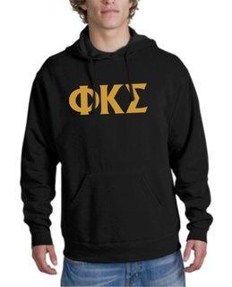 Phi Kappa Sigma letter Hoodie