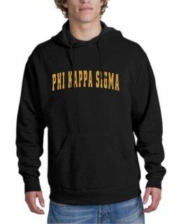 Phi Kappa Sigma letterman Hoodie