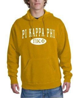 Pi Kappa Phi arch Hoodie