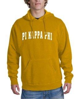 Pi Kappa Phi letterman Hoodie