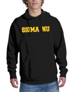 Sigma Nu college Hoodie