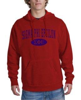 Sigma Phi Epsilon arch Hoodie