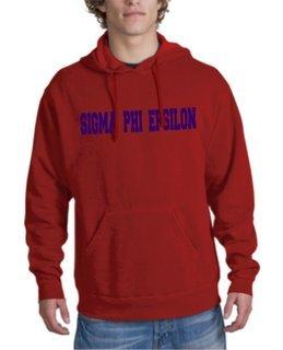 Sigma Phi Epsilon college Hoodie