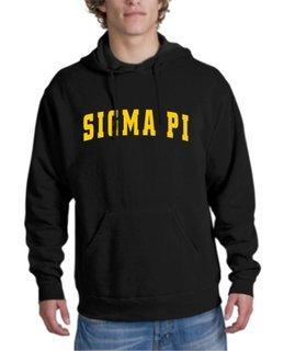 Sigma Pi letterman Hoodie