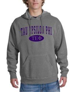 Tau Epsilon Phi arch Hoodie