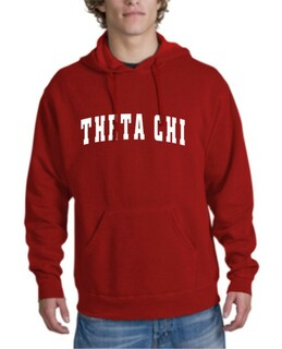 Theta Chi letterman Hoodie