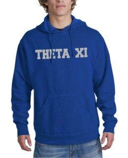 Theta Xi college Hoodie