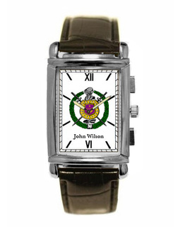 Omega Psi Phi Greek Classic Wristwatch