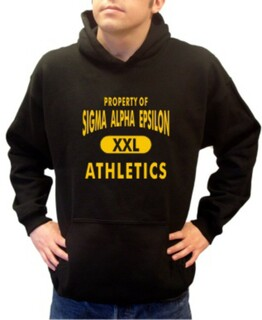 Sigma Alpha Epsilon Athletics Shirt
