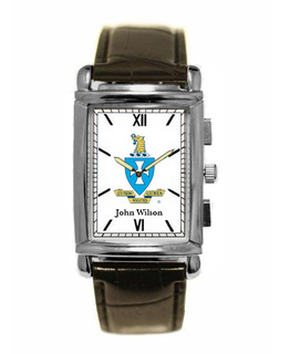 Sigma Chi Greek Classic Wristwatch