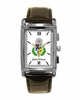 Zeta Psi Greek Classic Wristwatch