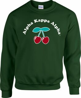 Alpha Kappa Alpha Cherry Hearts Crew