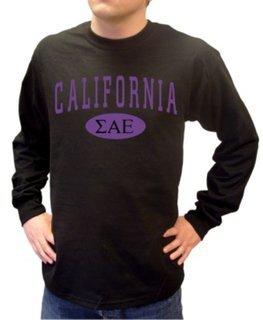 Sigma Alpha Epsilon State Shirt
