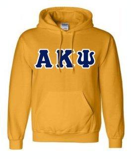 Alpha Kappa Psi Sewn Sweatshirts Hoodie