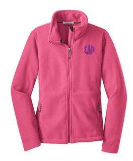Sigma Lambda Gamma Fleece Jacket