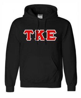 Tau Kappa Epsilon Lettered Sweatshirts