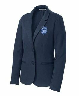 DISCOUNT-Zeta Phi Beta Shield Blazer