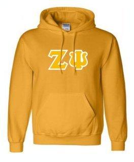 Zeta Psi Sewn Sweatshirts Hoodie