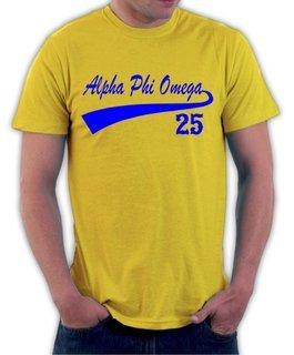 Alpha Phi Omega Tail Shirt