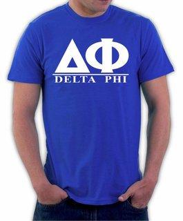 Delta Phi Bar Shirt