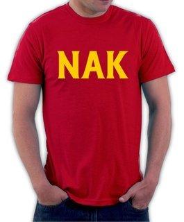 Nu Alpha Kappa Lettered Shirt