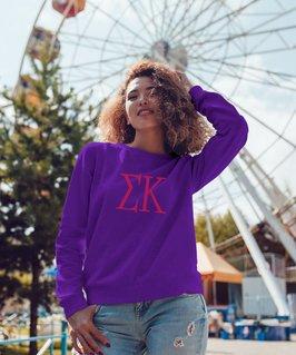 Sigma Kappa University Crewneck Sweatshirts
