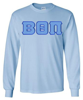 DISCOUNT Beta Theta Pi Lettered Long sleeve