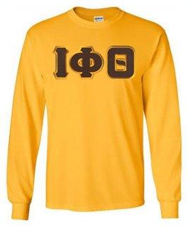 Iota Phi Theta Long Sleeve T-shirts