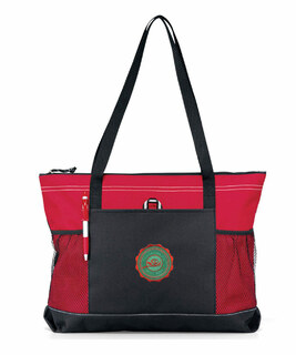DISCOUNT-Alpha Gamma Delta Emblem Tote Bag