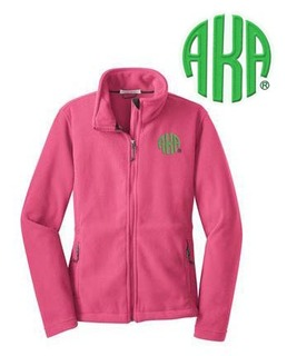Alpha Kappa Alpha Fleece Jacket