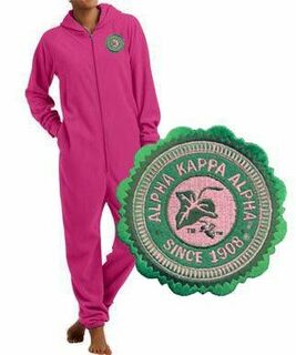 Alpha Kappa Alpha Fleece Lounger