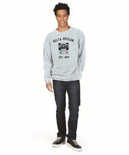 Delta Upsilon Camden Crew Neck Sweatshirt