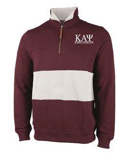 Kappa Alpha Psi Greek Letter Quad Pullover