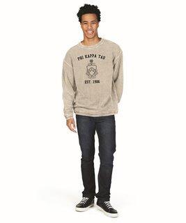 Phi Kappa Tau Camden Crew Neck Sweatshirt
