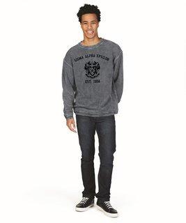 Sigma Alpha Epsilon Camden Crew Neck Sweatshirt