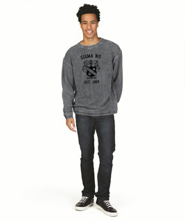 Sigma Nu Camden Crew Neck Sweatshirt