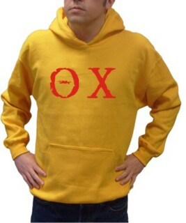 Theta Chi Type Shirt