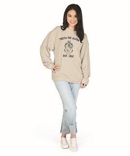 Theta Phi Alpha Camden Crewneck Sweatshirt