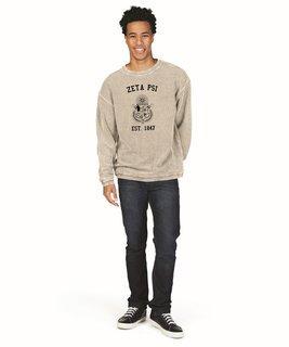 Zeta Psi Camden Crew Neck Sweatshirt