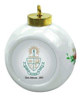 Alpha Sigma Tau Christmas Ornaments