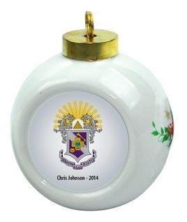 Sigma Pi Christmas Ornaments