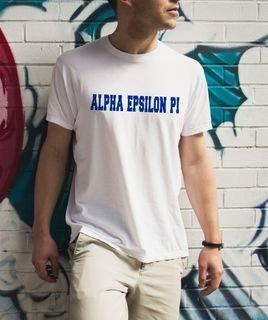 Alpha Epsilon Pi college tee