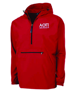 Alpha Omicron Pi Pack-N-Go Pullover