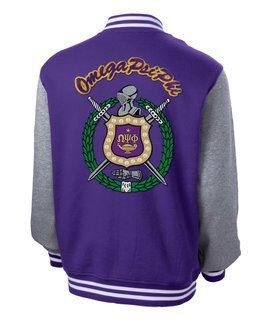 Greek Line Jacket