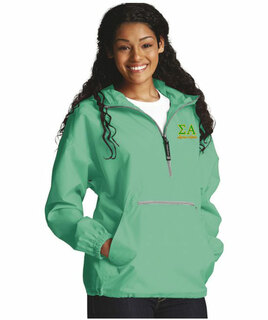 Sigma Alpha Pack-N-Go Pullover
